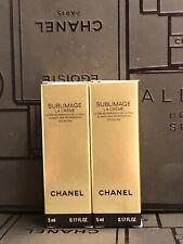 Chanel SUBLIMAGE LA CRÈME Ultimate Skin Regeneration - Texture Fine NEW