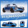 Pre-Order Timothy&Pierre 1:64 Scale Porsche Singer 911 964 Coupe Car Model NEW