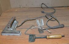 Refractory corner heater heat tool art craft stain glass jewelry making parts