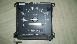1992 - 1997 FORD F150 F250 F350 F450 Bronco Speedometer PSOM 150K 92 93 94 95 96