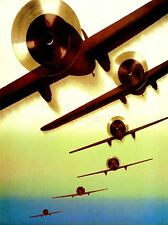 ART PRINT POSTER ADVERT EVENT 1937 ZURICH INTERNATIONAL AIRSHOW PLANE NOFL0601