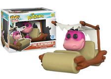 Funko Pop Rides The Flintstones Flintmobile Funko Shop Exclusive Dino