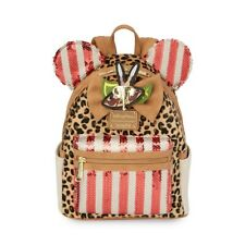 Disney Main Attraction Loungefly Jungle Cruise November BagBackpack 11/12