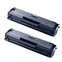 2PK for Samsung MLT-D101S ML-2160 ML-2165 ML-2165W SCX-3400 SCX-3400F SF-760P