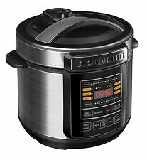 REDMOND RMC-PM190A - 2 in 1  Pressure cooker + Multicooker with digital display