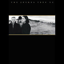 U2 Joshua Tree Remastered Expanded Deluxe Edition 2CDs 1 DVD Book Postcards 2007