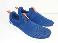 US Polo Assn Mens Lansing Blue Slip On Sneakers with Red Labels Size 12M