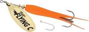 Mepps Flying C Spinner Spinnerbait 5/8 Oz Salmon Fishing Lure Choice of Colors