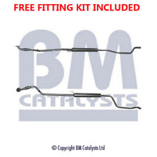 Fit with VAUXHALL MERIVA Exhaust Connecting Link Pipe 50154 1.6 (Fitting Kit Inc