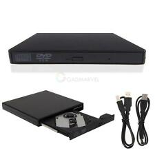 USB 2.0 Slim Protable PC External DVD Combo CD-RW Burner Drive CD±RW DVD ROM HK