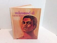 "Muhammad Ali "" I am the Greatest"", (Creative Education Sports Superstars), RARE"