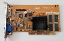 ASUS AGP-V7100 DVI (SD.2MX32) REV 1.01 Grafikkarte