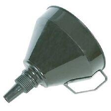 Silverline Kunststoff Trichter mit Filtersieb, Flaschentrichter, Abfülltrichter