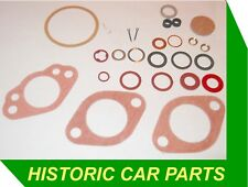 """GASKET PACK for SU 1½"""" H4 Carb on Alvis 14HP TA14 Saloon & Drop Head 1946-52"""