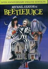 Beetlejuice [New DVD] Anniversary Ed, Deluxe Ed, Dolby, Dubbed, O-Card