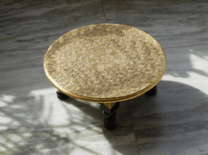 Handmade Round Table