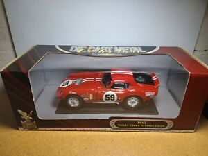 1965 Shelby Cobra Daytona Coupe 1:18 Road Signature Deluxe Collection *CUSTOM*