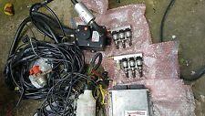 GPL front end BRC KIT con Prins INIETTORI 6 cilindri del sistema