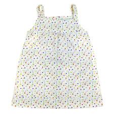Vertbaudet robe bretelles  fille 6 mois