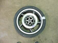 1985 Yamaha V-Max VMX1200 Y562. front wheel rim 18in with rotors