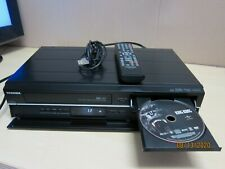 Toshiba DVR620KU DVD Recorder VCR Combo VHS HDMI Output - Tested / Working!
