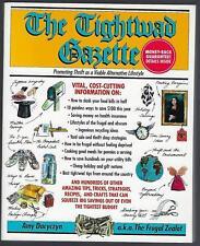 The Tightwad Gazette 1992 SC Amy Dacyczn a.k.a. The Frugal Zealot