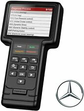 thinkcar Thinkscan OBD2 Scanner for Mercedes-Benz/Sprinter/Smart, Full System Pr