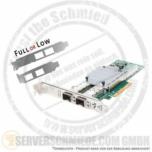 HP QW990A CN1100R 2x 10GbE Converged Network Ethernet Controller with iSCSI FCoE