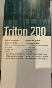 Magellan Triton 200 Handheld - Open Box