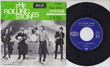 The ROLLING STONES * Satisfaction * 1965 Belgium - France Export 45 *