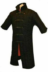 """Thick Padded Gambeson coat Aketon COSTUMES DRESS SCA GIFT FOR WINTER""""S"""