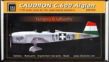 SBS Models 1/72 CAUDRON C.600 AIGLON German & Hungarian Versions