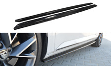 SIDE SKIRTS ADD-ON DIFFUSERS SKODA SUPERB MK3 (2015 - UP)