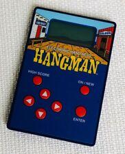 Handheld Electronic Hang Man Game (1999) Hasbro & Milton Bradley