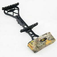 Cam Arrow Quiver 6 Arrows Holder Adjustable for Compound bow Hunting Archery