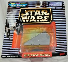 Star Wars Micro Machines Die Cast Imperial Star Destroyer MOC 66260 galoob 1996