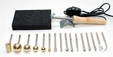 19 Millinery flower making professional somebana tools+soldering iron with power