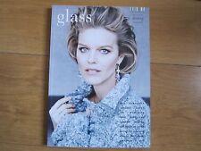 GLASS Magazine Winter 2014 EVA HERZIGOVA Tess Hellfeuer LING TAN, New.