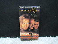 1994 Legends of the Fall Starring Brad Pitt/Anthony Hopkins, TriStar Pics VHS