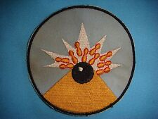 PATCH US AIR FORCE 19th BOMBARDMENT BOMB SQUADRON