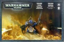 Warhammer 40k - Space Marines - Space Marine Commander