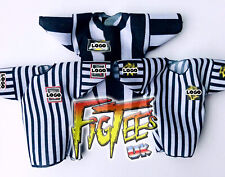 "Referee 7"" Elite Toy Size Wrestling Action Figure T-Shirt"