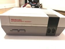 Nintendo Entertainment System. Original Console With Three Games. 1985 NES