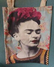 Wicked Design Frida Kahlo Portrait Bolso De Mano Bolsa De La Compra