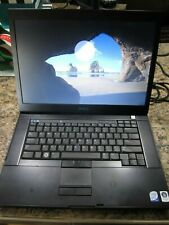 Dell Latitude E6500 Laptop 2.80 GHz 4GB RAM DVD-RW 160GB HD Windows 10 Pro