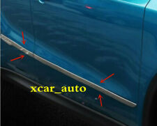 For Suzuki Vitara 2015 2016 2017 2018 Stainless steel body door trim 4PCS