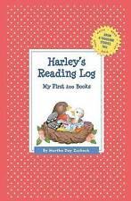 Registro de lectura de Harley: mis primeros 200 libros (gatst) por Martha día zschock..