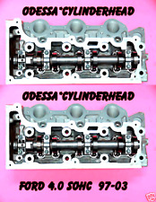 NEW 2 FORD EXPLORER MOUNTAINEER 4.0 SOHC 97-06 CYLINDER HEADS