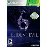 Resident Evil 6 For Xbox 360 Fighting Very Good 5E