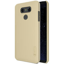 Nillkin Frosted Shield Matte Case Hard Cover + Protector for LG G6